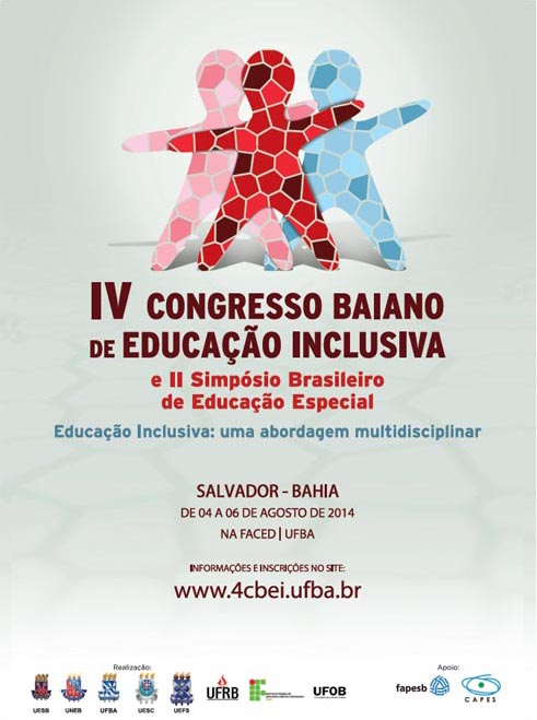 Cartaz de divulgação do Congresso