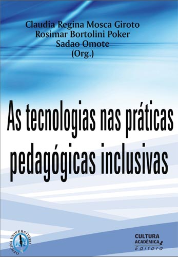 """Livro """"AS TECNOLOGIAS NAS PRÁTICAS PEDAGÓGICAS INCLUSIVAS"""""""
